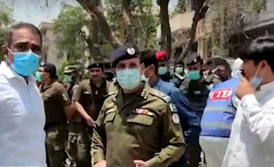 لاہور میں جوہر ٹاؤن دھماکے کا ایک اور زخمی چل بسا